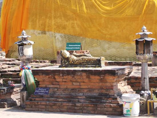 Wat Lokaya Sutharam - Photo de Temple of the Reclining Buddha (Wat Lokayasuth...