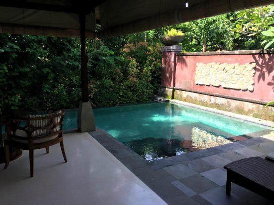 Private Pool Villa Picture Of Hilton Bali Resort Nusa Dua