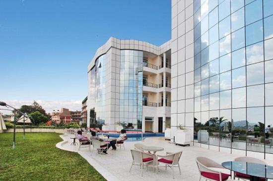 Hotel view picture of the mirror hotel kigali tripadvisor for Hotel the mirror