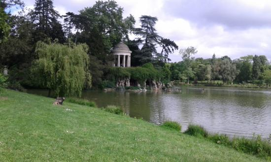 La Grande Pagode du Bois de Vincennes  Photo de Bois de