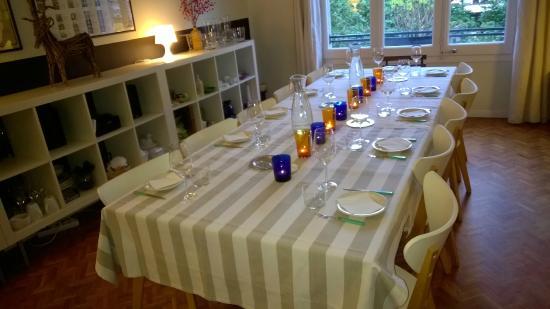 Salsas and Co: La soirée Tapas, une merveille !