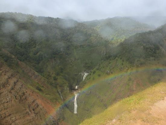 Conscious Journeys Kauai: Double waterfall & rainbow hike