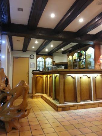 A l'Arbre Vert Hotel-Restaurant : Bar