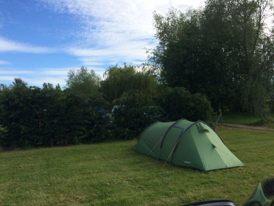 Wernddu Campsite