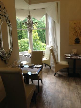Hilton House: Breakfast room