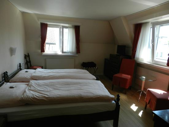 Hotel Restaurant Linde: Chambre
