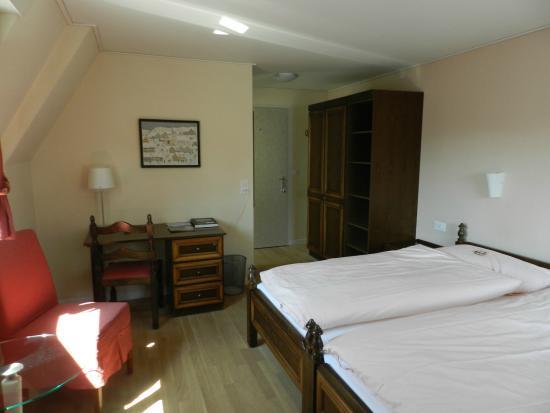 Hotel Restaurant Linde: Chambre