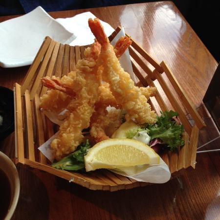 Makiyaki : tempura