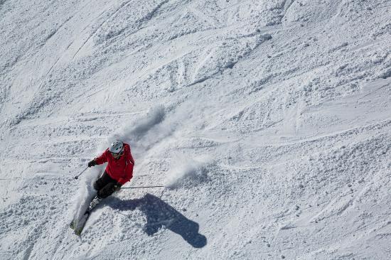 Encamp, Andorre : Grandvalira, esquí- ski