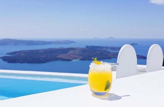 Astra Suites: Pool Bar