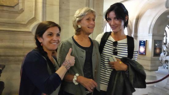 Paryż, Francja: Rita la meilleure des guides !