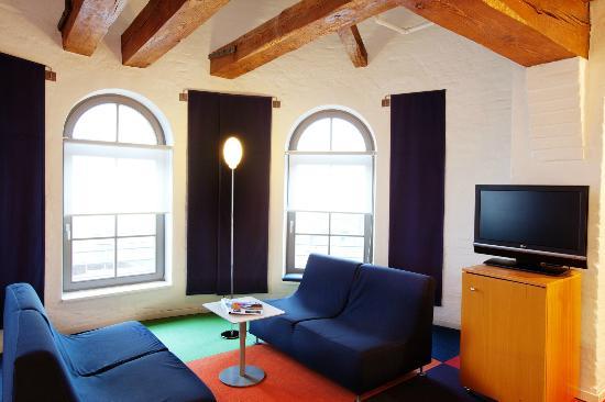 arcona Hotel am Havelufer: Suite