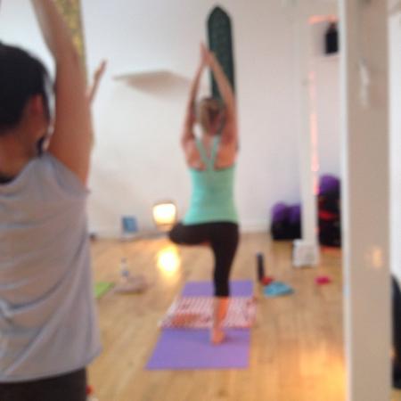 Hot Yoga Edinburgh