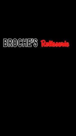 Broche's