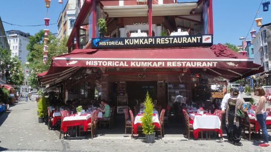 Kumkapi Historical Restaurant