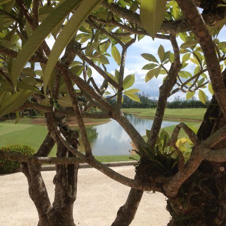Mission Hills Phuket Golf Club Resort & Spa: поля для гольфа