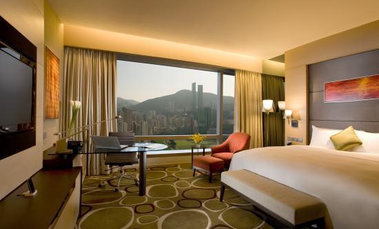 Crowne Plaza Hong Kong Causeway Bay - Racecourse View Room