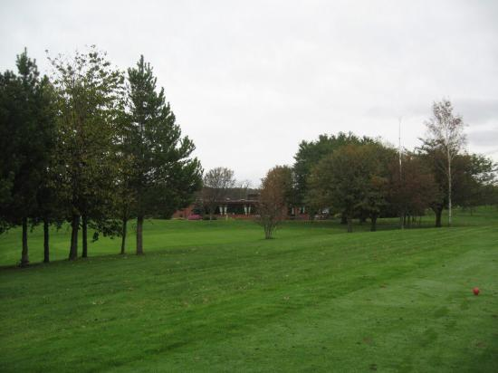 Stanley, UK: Club house