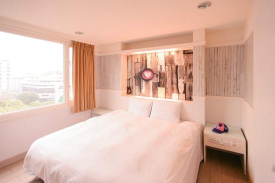 Kiwi Express Hotel - Zhong Zheng Branch: 臻愛景觀房