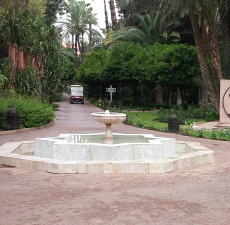 Es Saadi Gardens Amp Resort H 244 Tel Photo De Es Saadi
