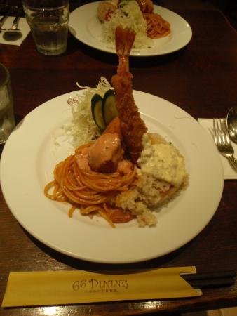 Sixty Six Dining Roppongi 6-chome Restaurant Kamata