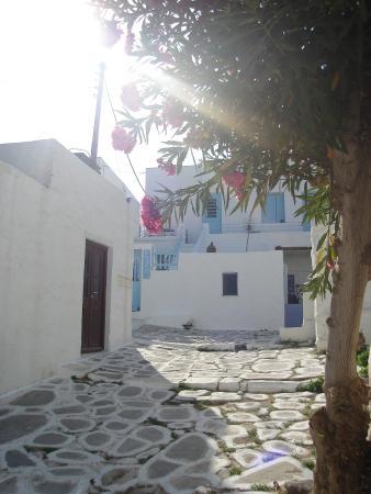 Panta Rei: the hotel