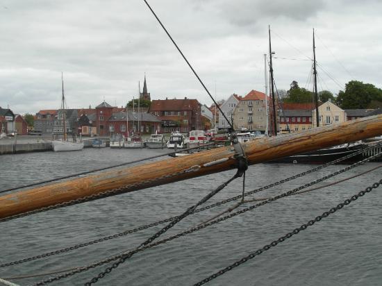 Rudkøbing Havn