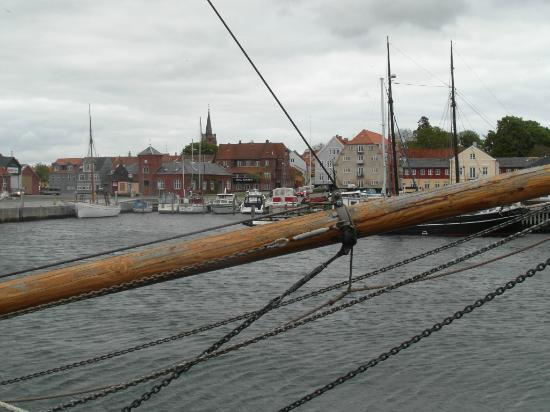 Rudkobing Havn