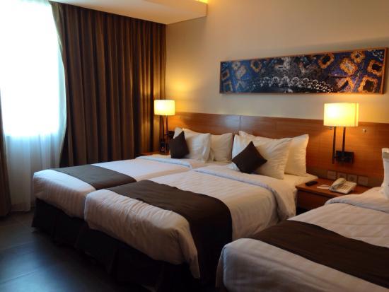 Aston solo hotel solo indonesië fotos reviews en