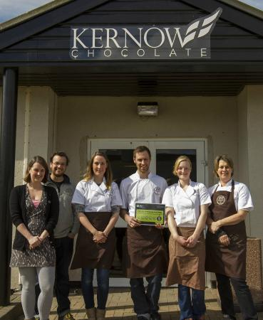 St Eval, UK: Our cafe has been awarded a 5* hygiene rating.