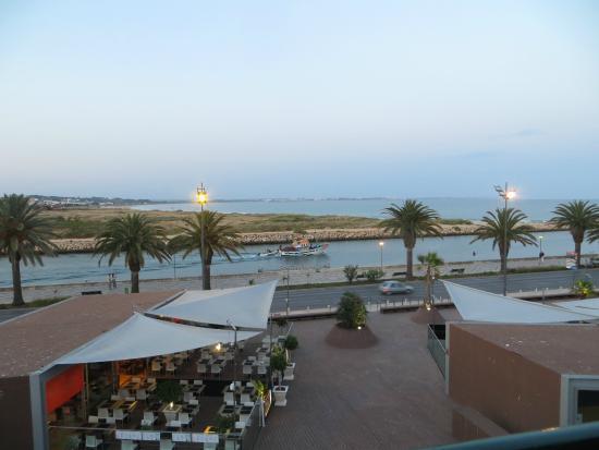Navegador Restaurant: The view