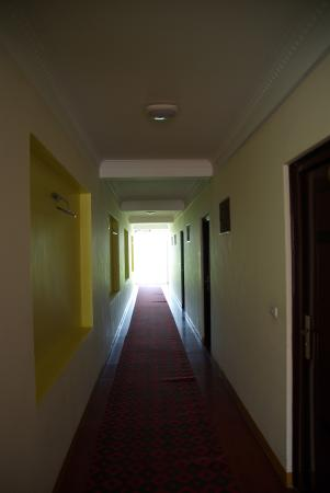Tan An, Vietnam: hall