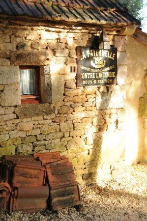 Hameau du Sentier des Sources : Oustal du potager