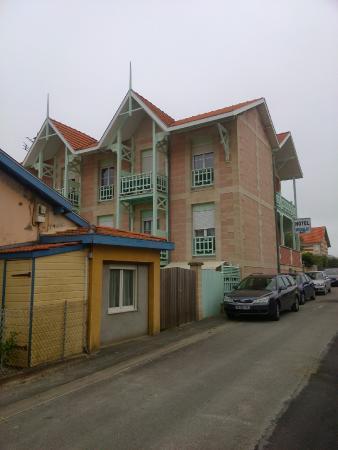 Hotel Michelet : Hôtel vu en général