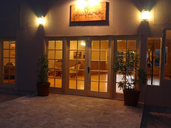 Hotel Geiser del Tatio: Calidez y buen ambiente