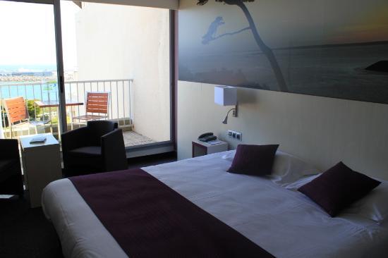 Hôtel Ker Moor Préférence : Chambre Standing Terrasse Vue Mer