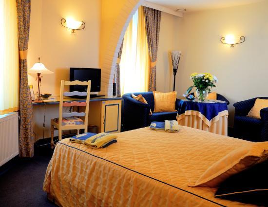 Photo of Hotel Les Reflets Jaunes Givet