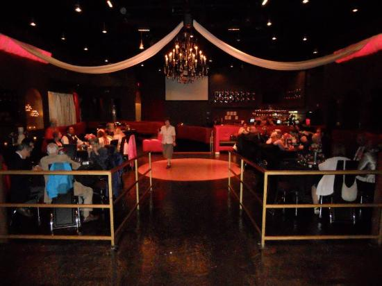 dance floor and stage in the casa di copa room picture of the rh tripadvisor com Sands Copa Room copa room vegas
