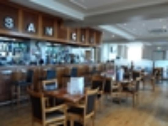 Comfort Inn Ramsgate: Bar and Restaurant