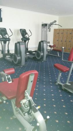 Comfort Inn Ramsgate: Gym