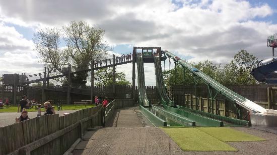 Fort Lucan Outdoor Adventureland | Visit Dublin