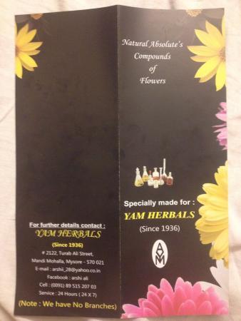 yam herbals