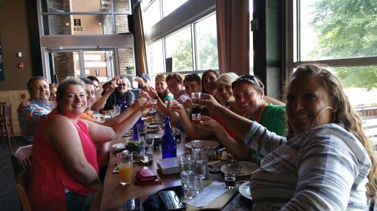 Atlanta Brews Cruise 5 Seasons Brewery Fun Birthday Group