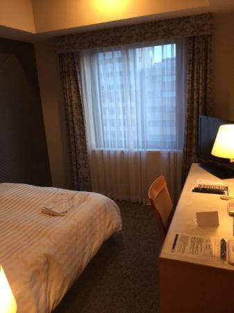 Hotel Mets Shibuya : 部屋