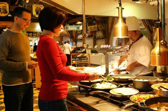 Bad KiГџingen Gastronomie