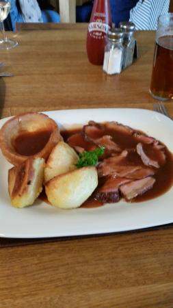 Horse and Jockey: Late Lunch