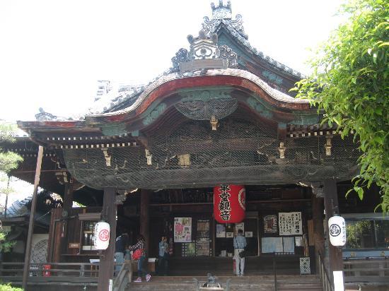 行願寺 (革堂), 本堂