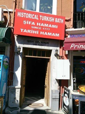 Sifa Hamami : Entrada de Haman