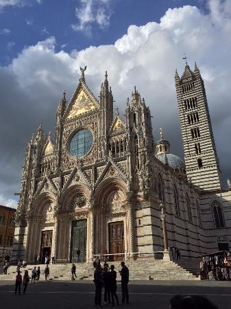 Al Mercato B&B : Siena Cathedral