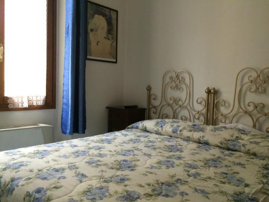 La Notte Blu : Double bed